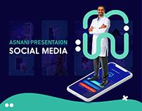 Asnani - Social Media