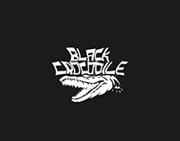 Black Crocodile (logo)