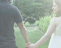 E+A Chong Wedding Website