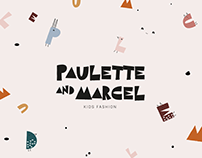 Paulette and Marcel