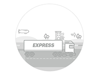 Express infographic