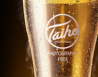 TAIHO BEER CGI TEST