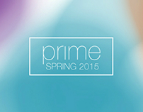 prime Magazine Spring Social Media Campaign