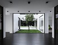 House minimalist. CGI. (Work in progress)