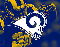 "Los Angeles Rams ""Home"" Campaign Concept"