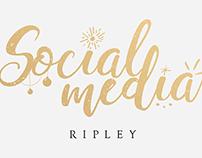 SOCIAL MEDIA - Campaña Navidad Ripley