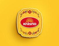 Redesign logo for Krasno