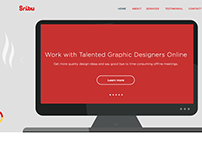 Redesign - Landig Page