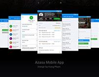 Azasu - Mobile App