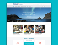 Vikingland Lodge - Sons of Norway - Website Design