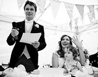 Website Design for London Wedding Photographer