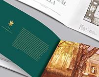 IDENTITY | BROCHURE DESIGN - Isana Van by Ayesha Thapar