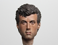 1/6 Head Sculpt Paintings (Part 3)