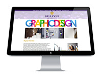 Graphic Design Program Website Redesign