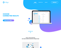 Kligo - Landing Page