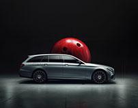 Mercedes E-Klasse Kampagne