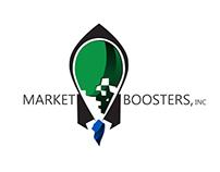 Logo Design. Market Boosters.
