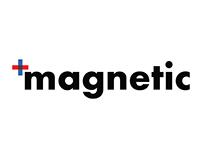Magnetic Logo (Alternate)