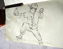 Crudo Doodles 1