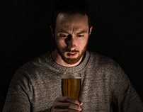 Studio Portrait Photography - Liquid Illumination