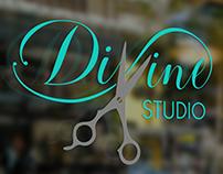 Logo Divine Studio