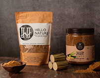 Hello Nature | Packaging Design and Branding