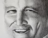 Garry Pasfield Portrait
