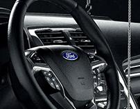 Ford Tablero/Frenos