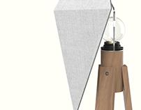 Romvus-Concept floor lamp