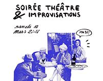 """Visual for """"Comme Un Théâtre"""""""