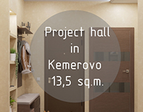 Project hall