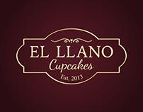 EL LLANO CUPCAKES -BRANDING-