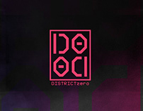 District Zero Branding & Website design
