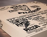 Pilgrims | Pizza Box