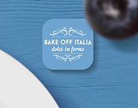 Bake Off Italia App - Restyling 2015