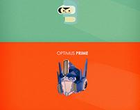 Robots, androides y cyborgs ilustrados