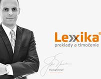 Lexika s.r.o. - webdesign