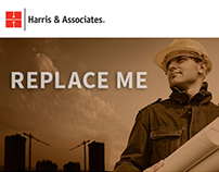 HTML Email Template for Harris & Associates