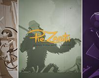 Piezaroth Showreel 2016
