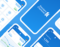 Standard Chartered Mobile Application Concept