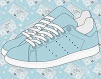 Sneakers' fan - Poster