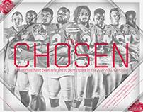 Buckeyes x NFL Combine '17