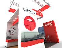 Exhibition Stand | Serco