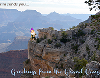 Ergrim Visits the Grand Canyon