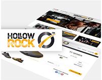 Hollow Rock Gear Website