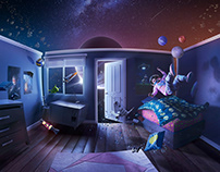 Space Bedroom