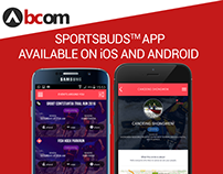 SPORTSBUDS - EXTREME SPORTS SOCIAL APP