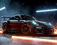 [Unreal Engine] PORSCHE 911: The Revolution!