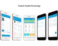 Tiatech Health Portal