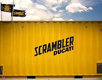 SCRAMBLER DUCATI / re branding